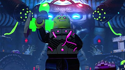 Lego Batman 3: Beyond Gotham (Game) - 'Brainiac' Trailer - Song / Music