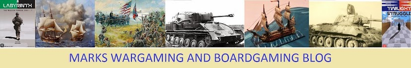 Mark's Wargaming and Boardgaming Blog