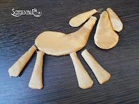 мастер-класс мягкая игрушка Овечка