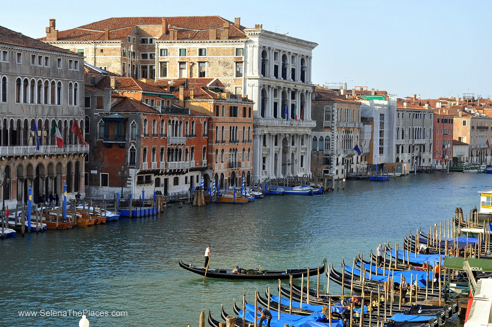 Grand Canal Venice Facts Venice's Grand Canal