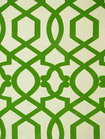 Haymarket designs green with trellis envy for Cheap green wallpaper