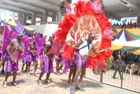 Lagos Carnival pictures