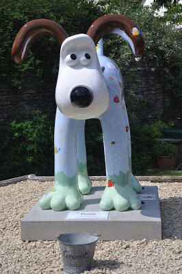 Harmony Gromit (front view)