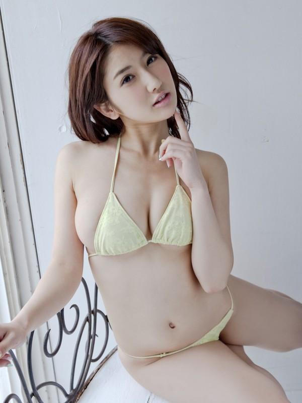 Ảnh gái đẹp HD Arisa Gravure Idol dễ sướng 9