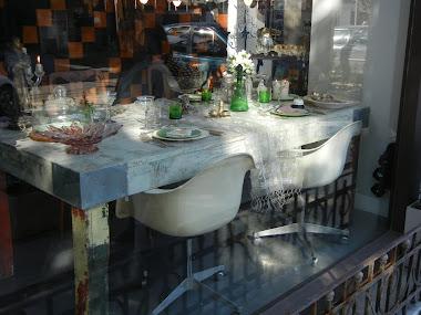 Vidriera Pasado Imperfecto- Lomas de San Isidro-