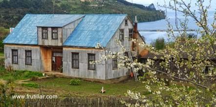 Casa de Frutillar