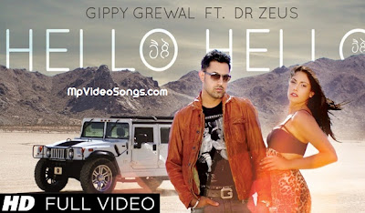 Hello Hello (Gippy Grewal Feat. Dr. Zeus) HD Mp4 Video Song Download Free