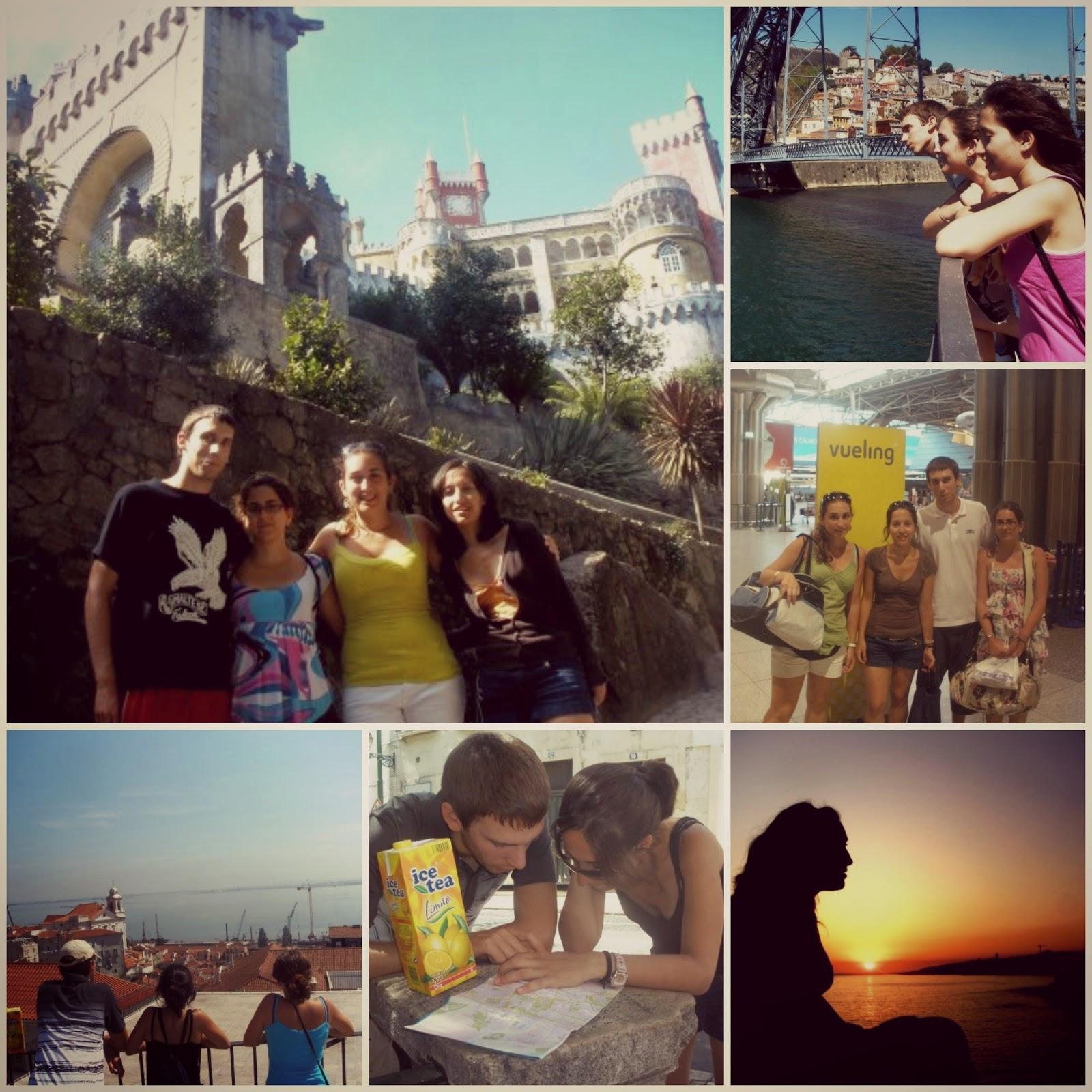 Viaje por Portugal