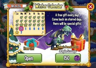 imagen del premium box del dragon scrooge