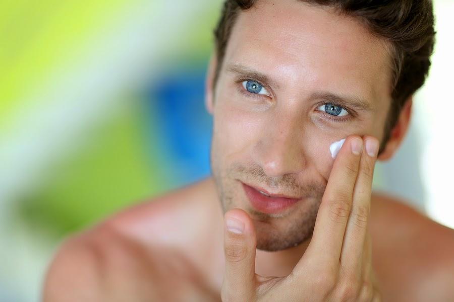 Чистка лица мужчине в домашних условиях