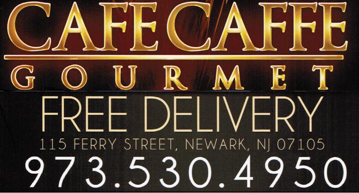 Cafe Caffe Gourmet