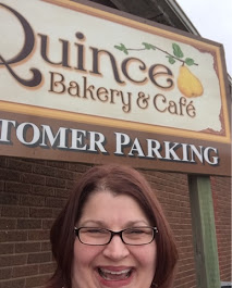 2016 Quince Bakery, outstanding Scones!!! Kidron, OH