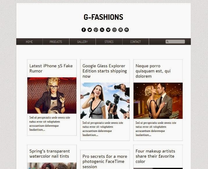 G-Fashions