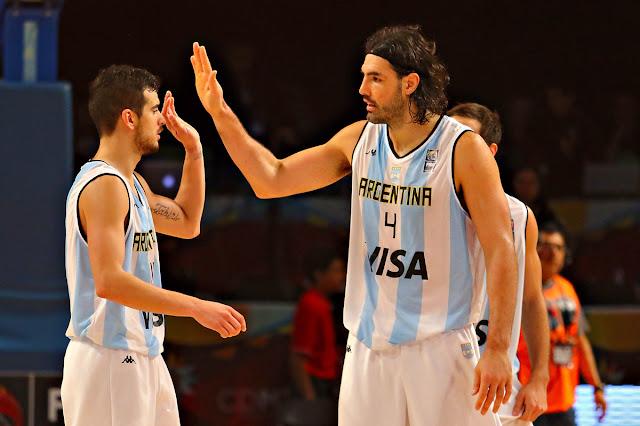 FIBA Americas LuisScola
