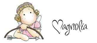 Magnolia Stamps Sweden