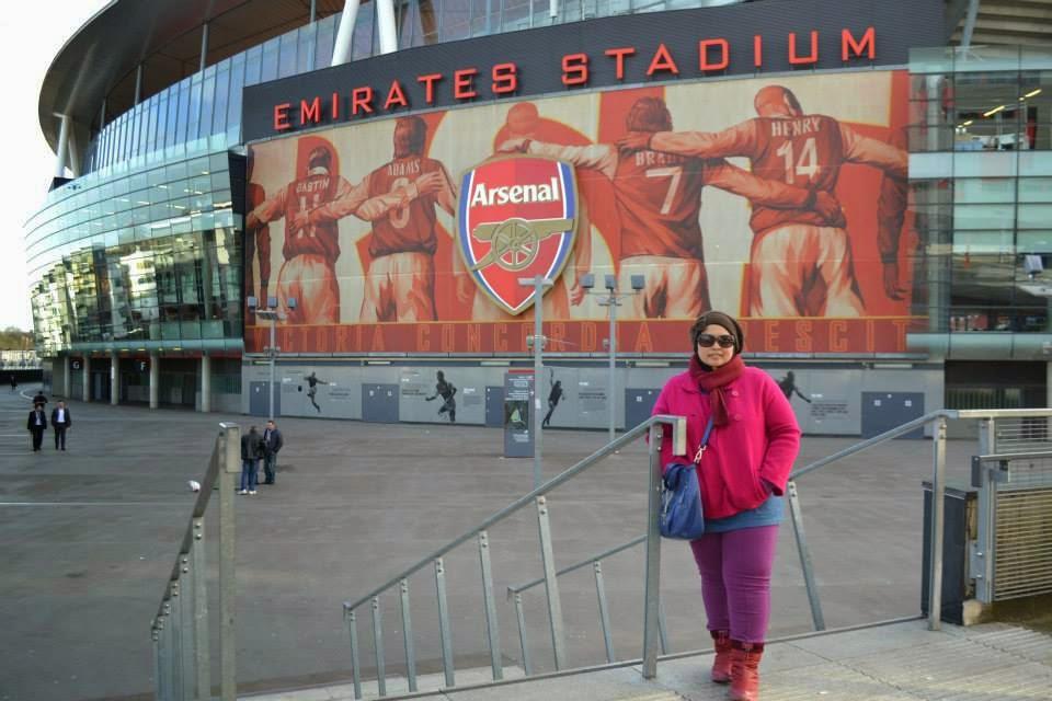 Arsenal, England (2014)