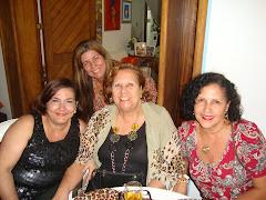 Um quarteto...rs no meu aniversário