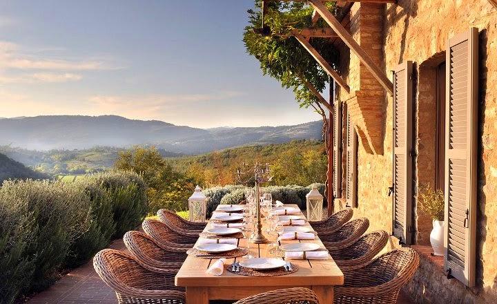 fabulous country villa/lulu klein