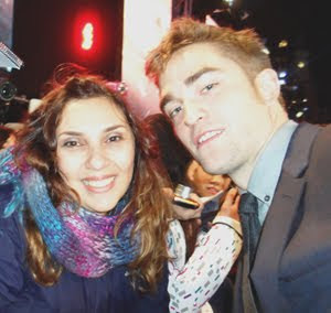 Rob and I at BD2 UK Premier