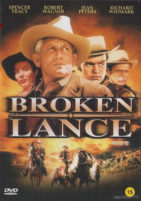 Watch Broken Lance 1954 Hollywood Movie Online | Broken Lance 1954 Hollywood Movie Poster