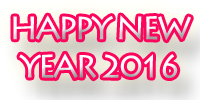 Happy New Year 2016 Messages, Quotes, SMS, Wishes, Sayings