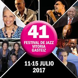 Jazz Vitoria - Gasteiz 2017