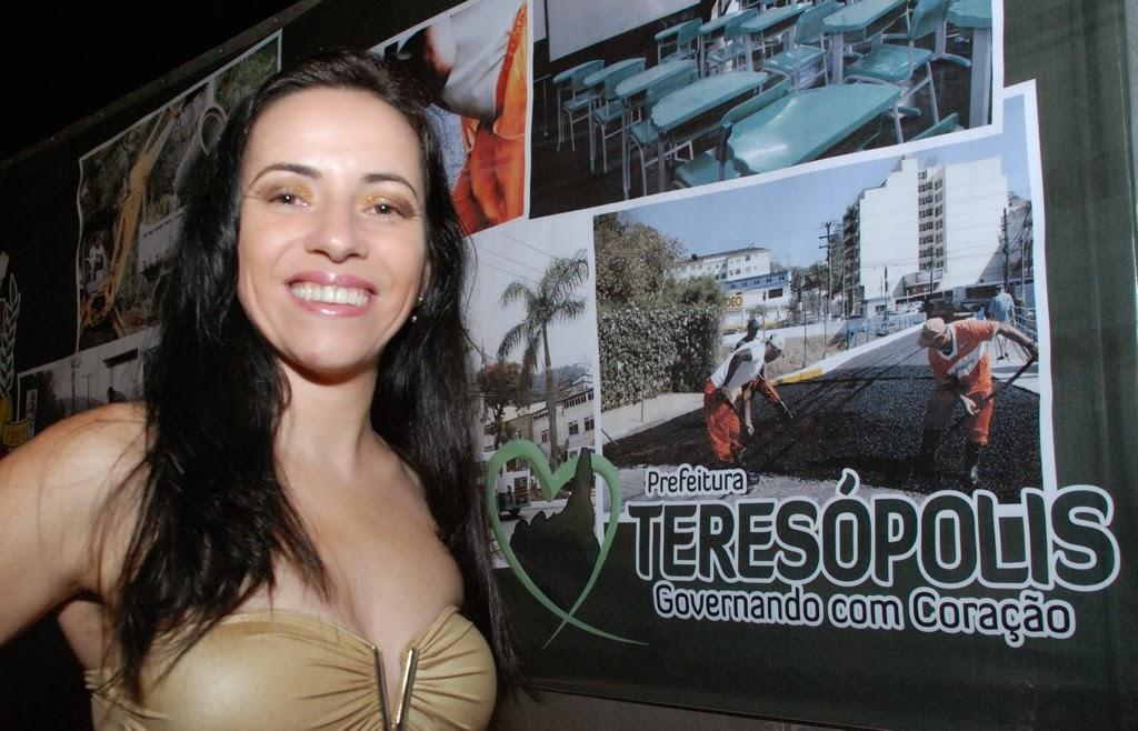 "Josiane Marina Silveira Tayt-Sohn: ""a Festa do Cavalo será um marco para a localidade de Vieira"""