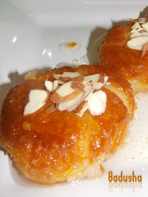 Badusha | Balushahi Recipe