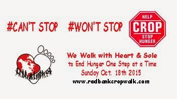 CROP WALKS HELP CHANGE THE WORLD AND END HUNGER
