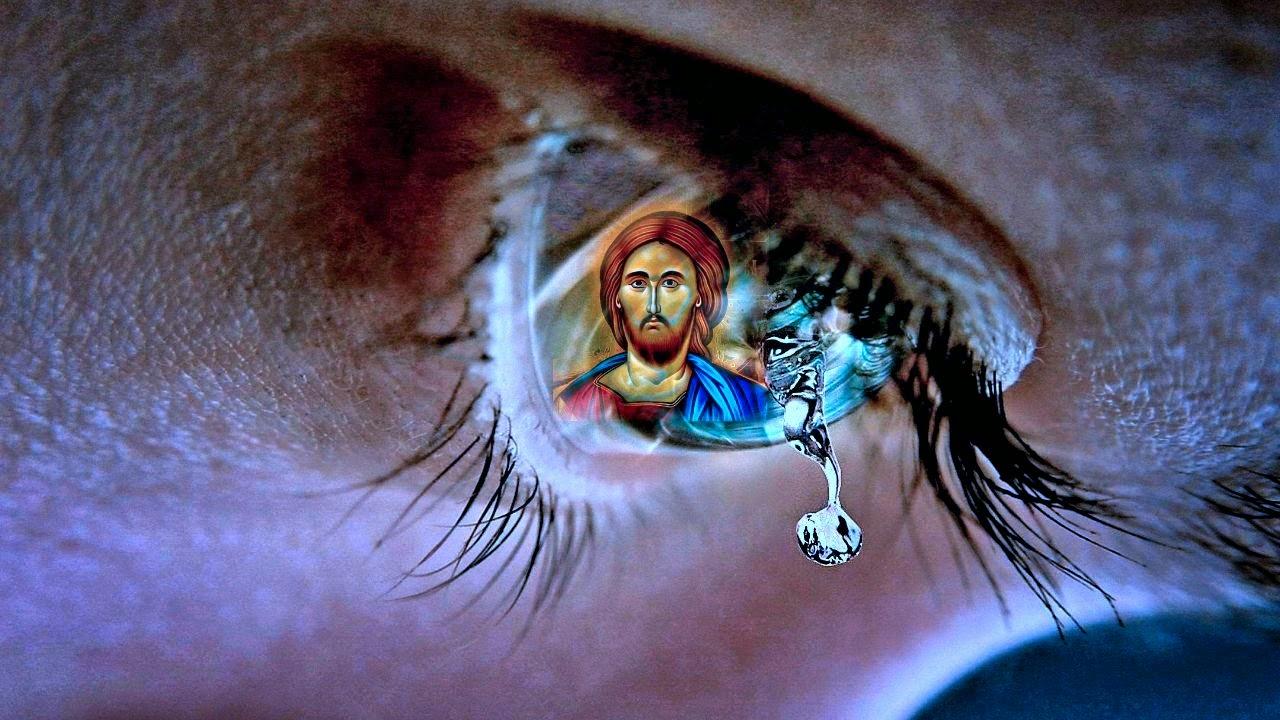 Χριστε μου,  συγχώρεσε με ...