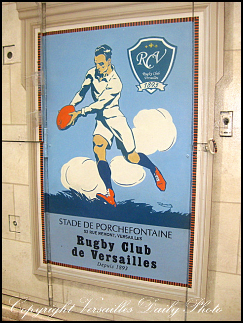 Versaillesdailyphoto blog monday mural rugby club de for Club de suscriptores mural