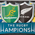RUGBY - The Rugby Championship 2014