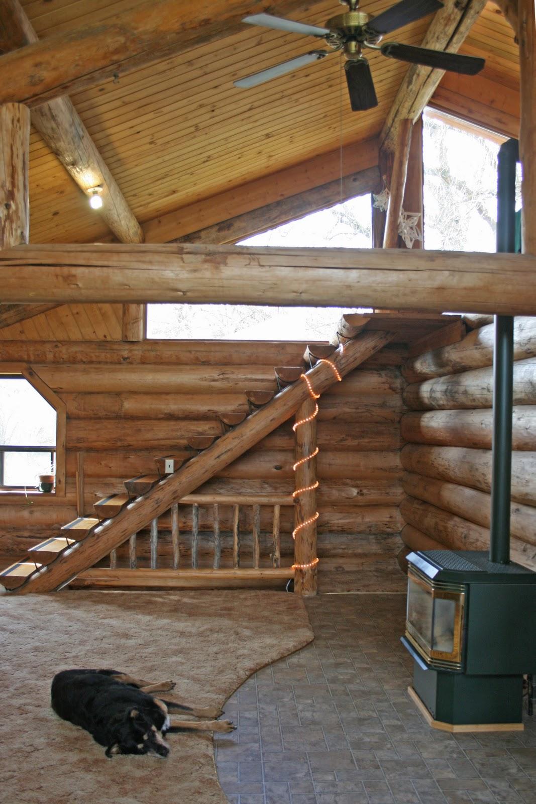 main floor basement stair landing loft stairs