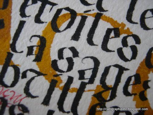 Les polices de tatouage comment trouver le lettrage de  - écriture gothique tatouage