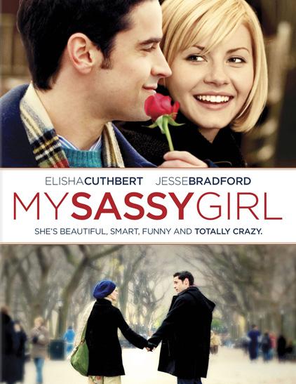 My Sassy Girl (2008) affiche