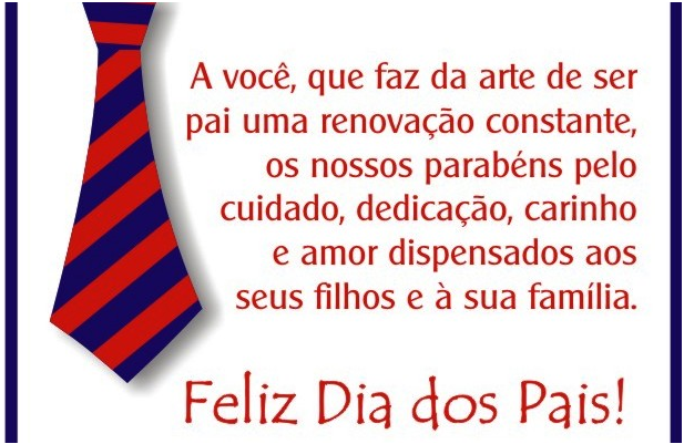 Dia Dos Pais! ESCOLA DE EDUCAÇ&...