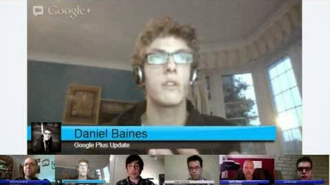 Google+ Hangouts on Air Talk Shows