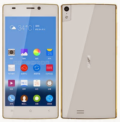 Gionee Elife S5.5 Mobile Specifications (review) and price in India