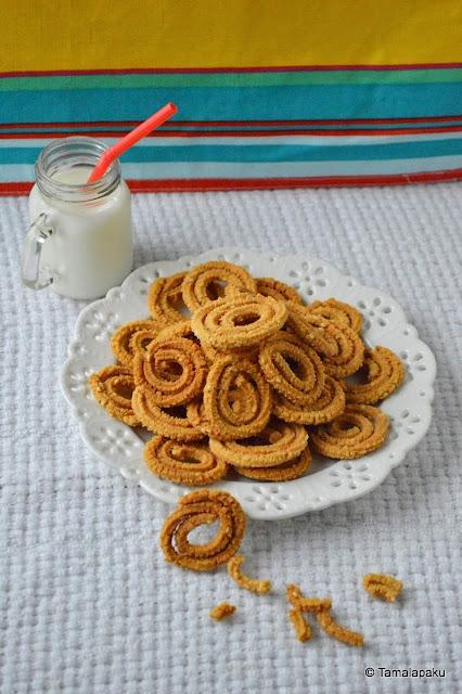 Baked Chakli