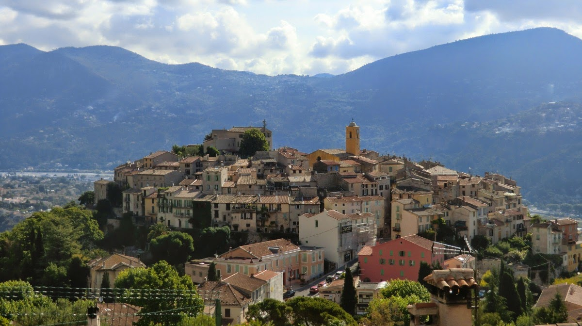 La Gaude France  City pictures : Another Baou near Nice | Hiking and Cooking in the South of France