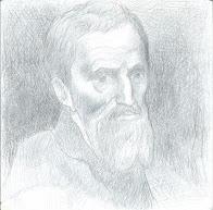 Homage to Michelangelo