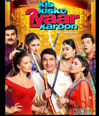 Kis Kisko Pyaar Karu Highly Compressed Bollywood Movie