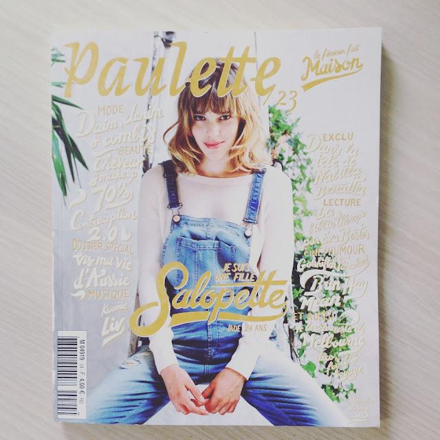 Paulette magazine