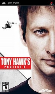 Tony Hawks Project 8   PSP