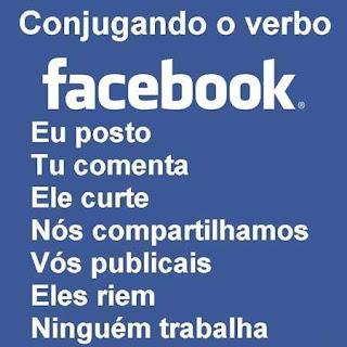 Comemorando Likes no Facebook.