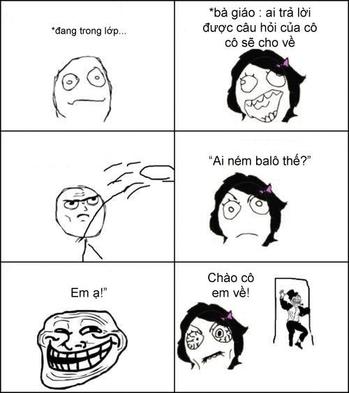 Rage Comic-Troll