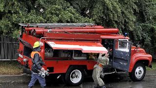 Катастрофа. пожарна
