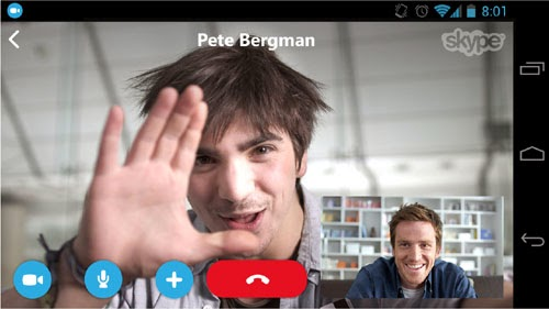 Skype for Android updated, brings Picture-in-Picture support for Tablets
