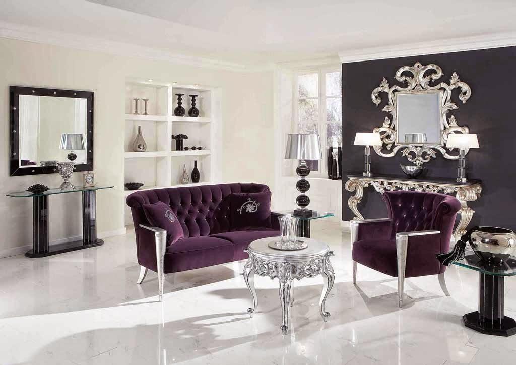 Interior Classic Modern Minimalist Living Room