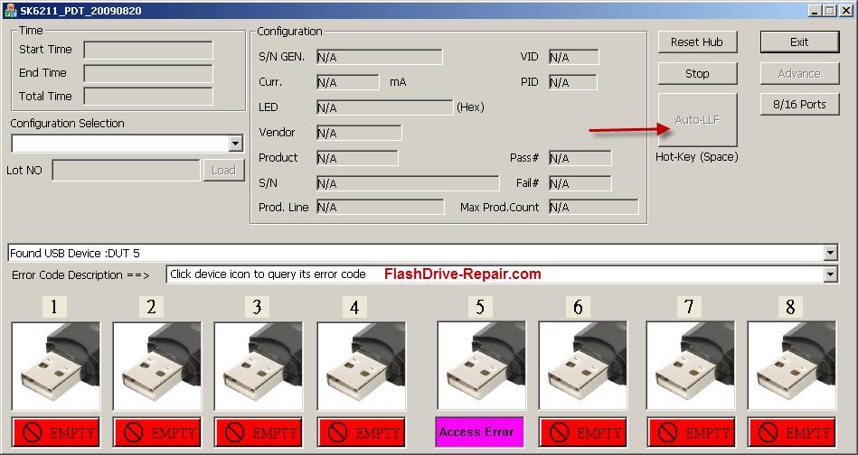 Repair Kingston Data Traveler 4gb Flash Drive Flash